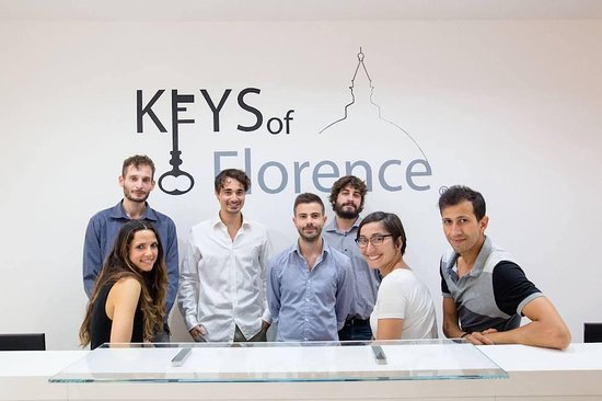 Keys of Italy