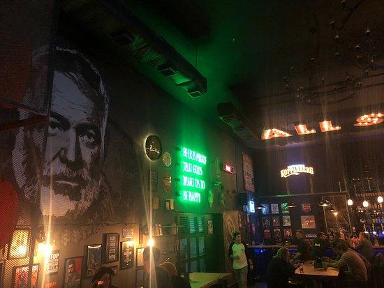 All Saints Bar Foto