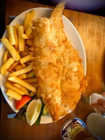 Torcross, UK: Been coming here for a few years and have never been disappointed. Best fish and chips I've ever had!