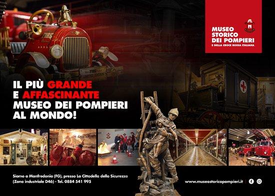 Museo Storico dei Pompieri e della Croce Rossa Italiana