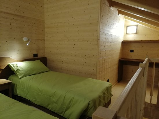 soppalco camera da letto - Picture of Le Rocher Fleuri ...