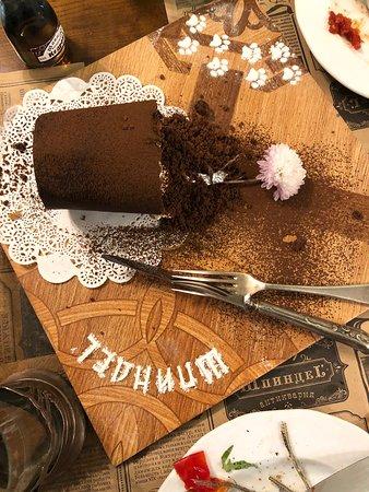 Вкуснейшие десерты.