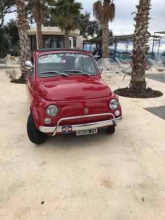 La Fiat tant convoitée elle a belle allure !!!