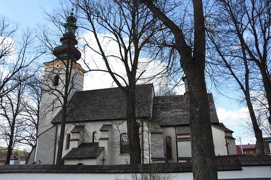 Kosciol pw. Wszystkich Swietych: Kościół pw. Wszystkich Świętych w Kacwinie