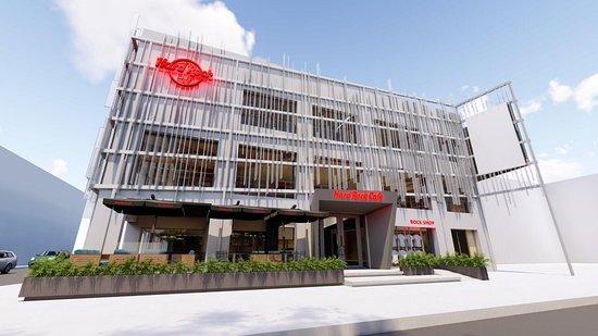 Hard Rock Cafe Asuncion Menu Prices Restaurant Reviews