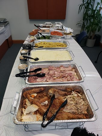 Really GREAT catering!