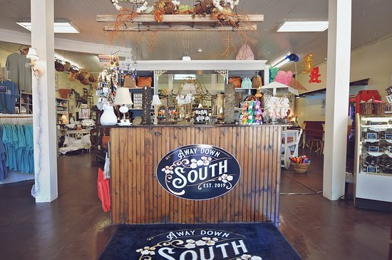 Saint Francisville, Louisiane: Front Desk