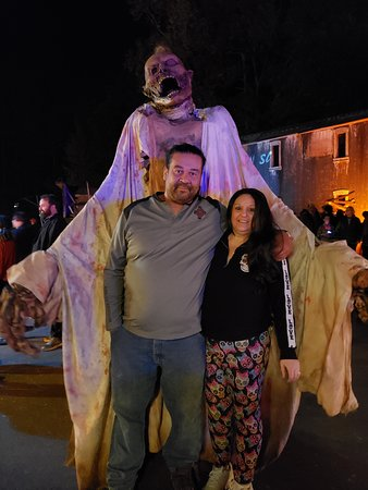 Madworld Haunted Attraction