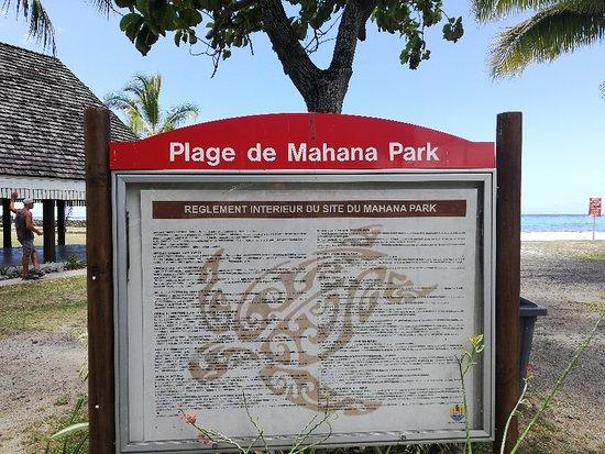 Mahana Park