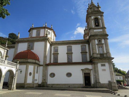 Basilique du Bon Jesus du Mont de Braga