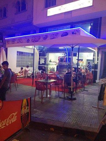 Restaurant la palmera .bab homar assilah maroc