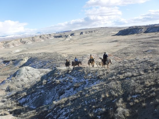 Shell, WY: Beautiful ride through the mountains.