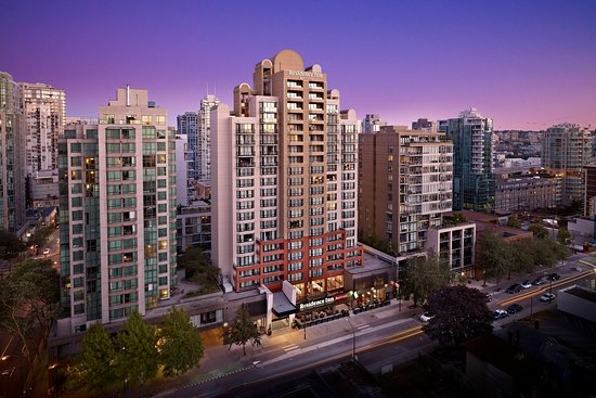 Residence Inn by Marriott Vancouver Downtown Hotel