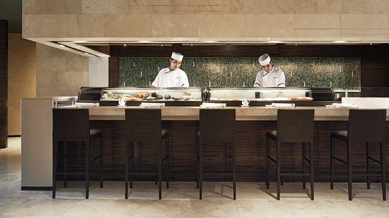 Tsu Japanese Restaurant - at the JW Marriott Hotel Bangkok
