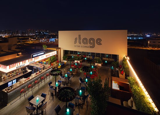 Stage Sky Bar & Lounge
