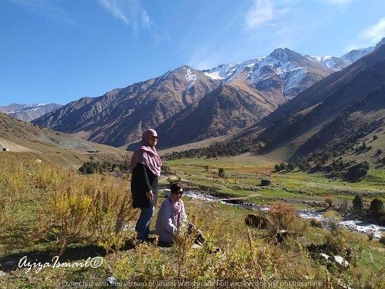 Чичкан, Киргизия: Chychkan Gorge