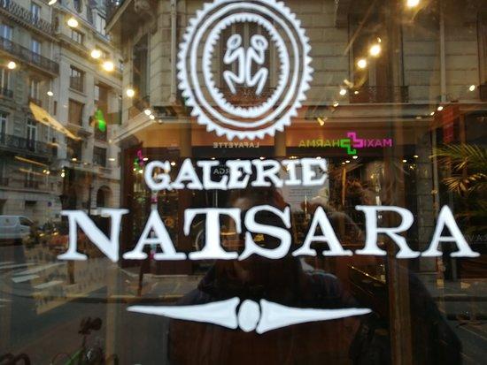 Galerie Natsara la maison des Hommes