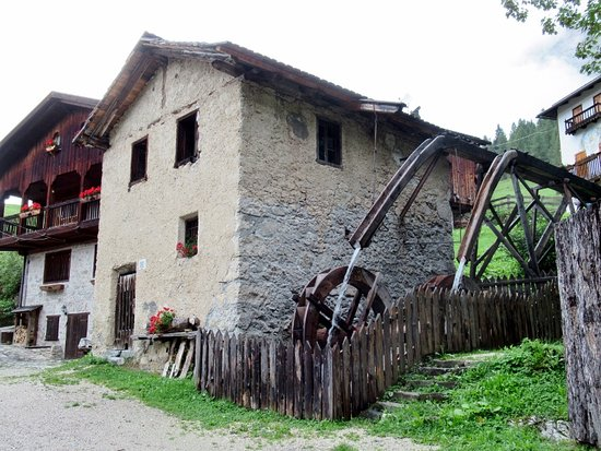 Antico Mulino ad acqua