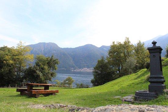 Isola Comacina, إيطاليا: Isola molto carina da visitare in circa un'oretta