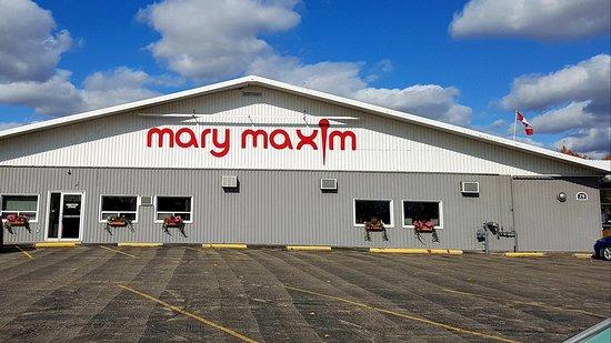 Mary Maxim
