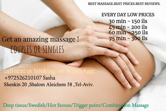 Sasha Alexander Massage Therapy