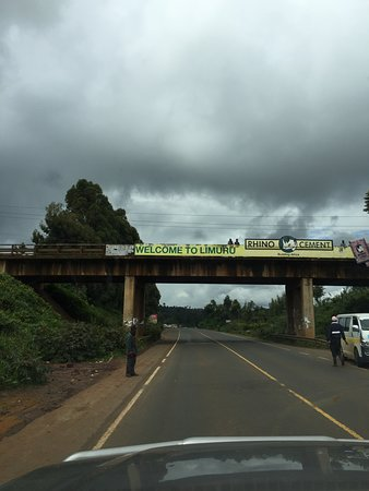 WELCOME TO LIMURU