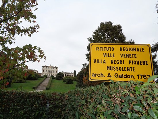 Mussolente, إيطاليا: Villa Negri Miazzi