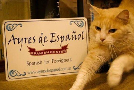 AYRES DE ESPAÑOL