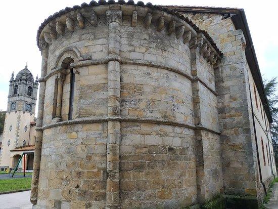 Abside de Santa Maria de Villamayor