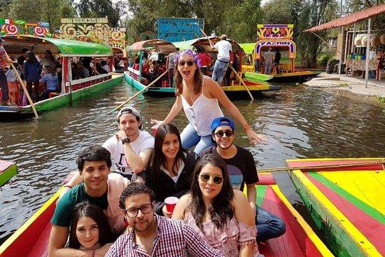 Xochimilco Mágico