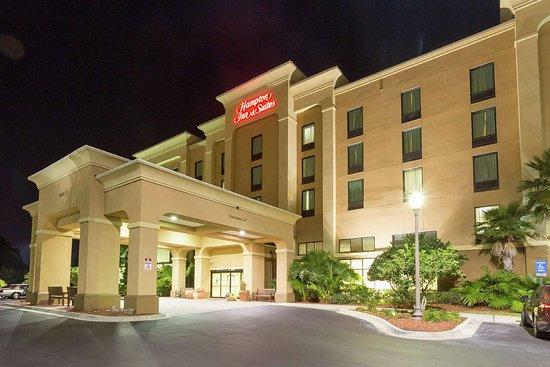 Hampton Inn & Suites Jacksonville-Airport Hotel