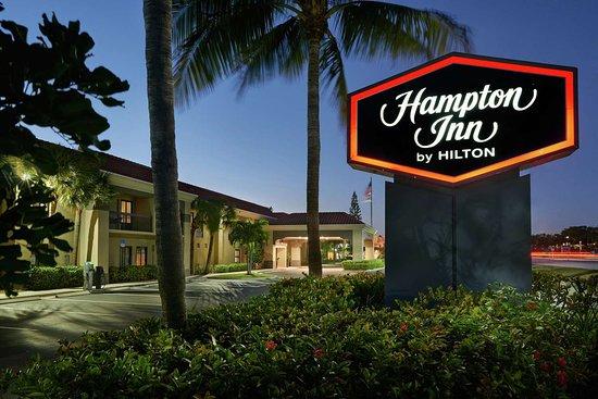 Hampton Inn Jupiter/Juno Beach