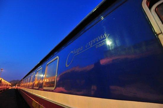 Chapa Express Train