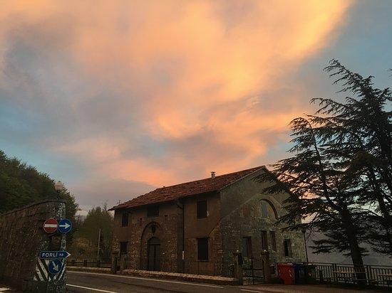 San Godenzo, Italia: Muraglionae passage from Forli to Florance,