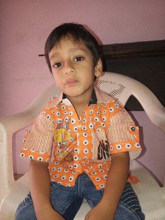 Tanuku, อินเดีย: Thinking about future.