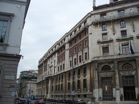 Palazzo Degli Uffici Finanziari