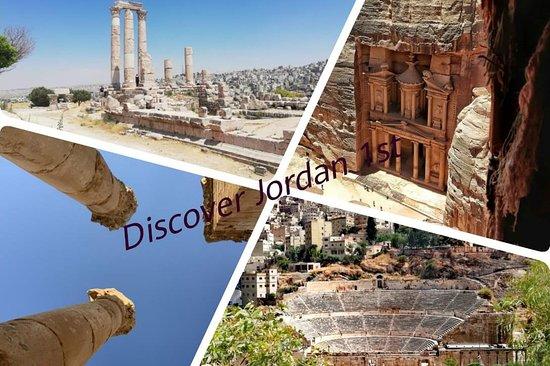 Discover Jordan 1st