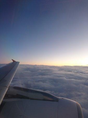 austrian trip to vienna .by austrian airlines