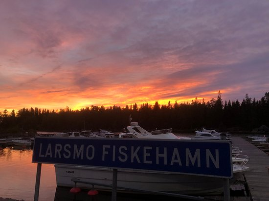 Larsmo Fishing Harbor (Fiskehamn)
