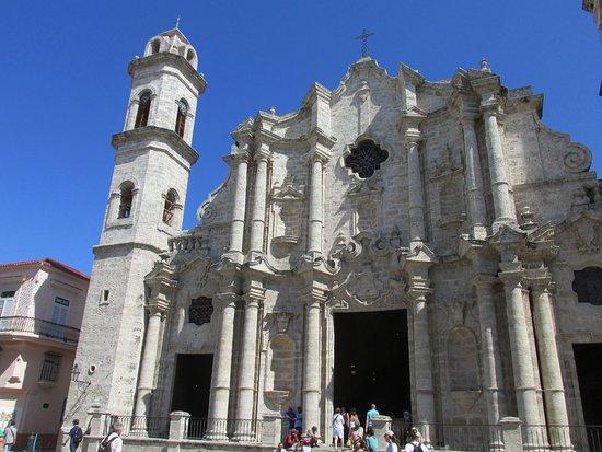 Catedral de la Virgen Maria de la Concepcion Inmaculada de La Habana
