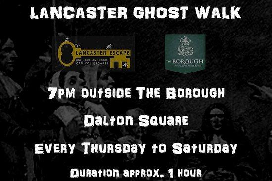 Lancaster Ghost Walk