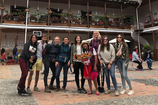 Free Walking tour Cuenca