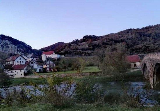 Aribe,un pequeño pueblo con encanto.