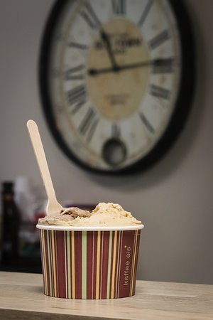 It's always time for a double scoop gelato.