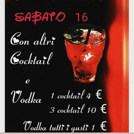 Serata cocktail