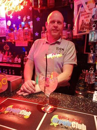 Man Bar – fotografia