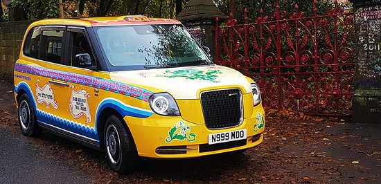 Mad Day Out Beatles Taxi Tours