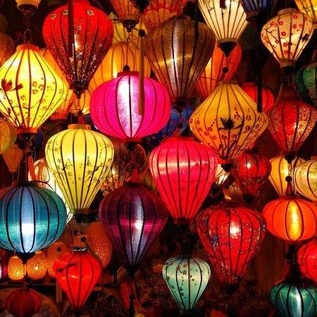 LanternViet Silk Lantern & Lamp