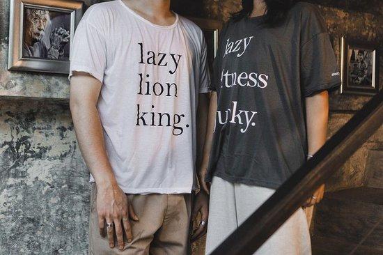 THE NEW TSHIRTS ARRIVED @lazycatscafe