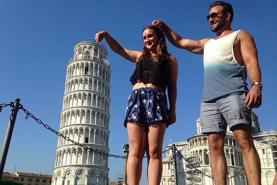 Pisa und Tagesausflug in die Cinque...